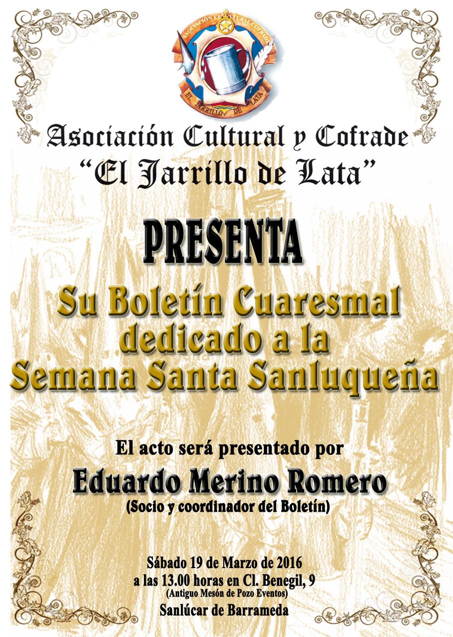 cartel 2016 boletin
