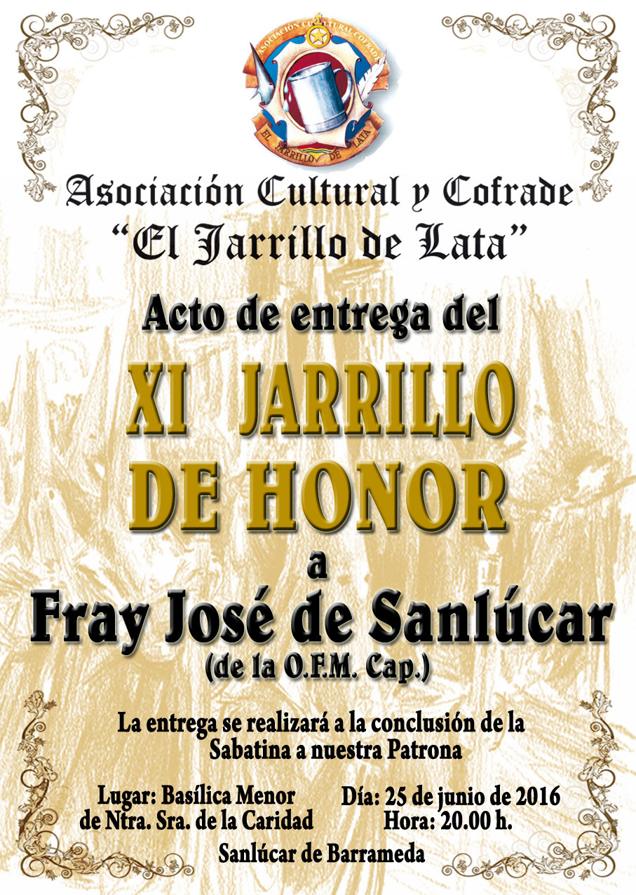 cartel 2016 jarrillo honor