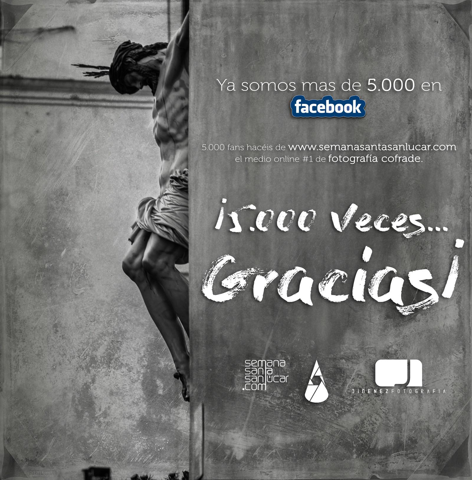 5000 facebook