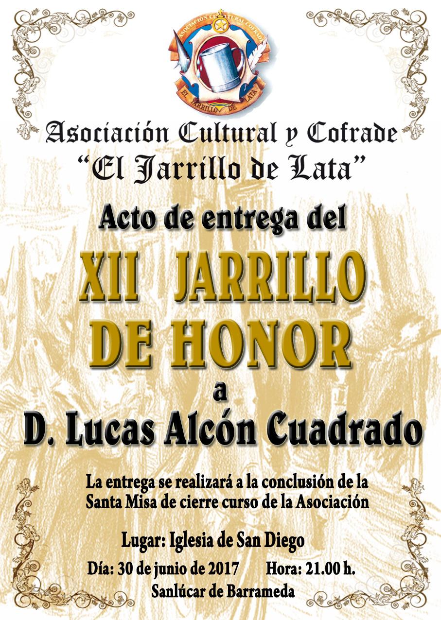 cartel 2017 jarrillo honor